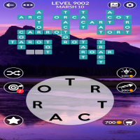 Wordscapes level 9002