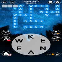 Wordscapes level 9024