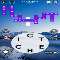 Wordscapes level 9031