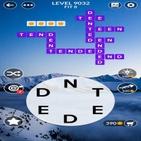 Wordscapes level 9032
