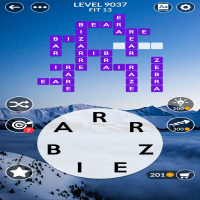 Wordscapes level 9037