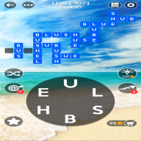 Wordscapes level 9071