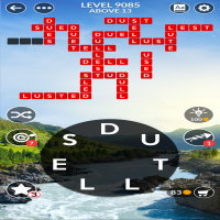 Wordscapes level 9085