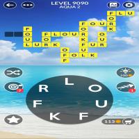 Wordscapes level 9090