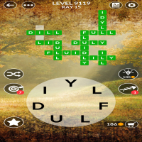 Wordscapes level 9119