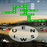 Wordscapes level 9149