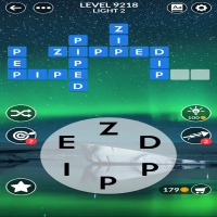 Wordscapes level 9218