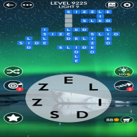 Wordscapes level 9225