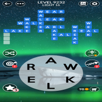 Wordscapes level 9232