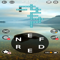 Wordscapes level 9254