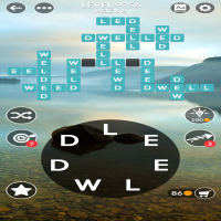 Wordscapes level 9256