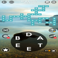 Wordscapes level 9262
