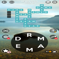Wordscapes level 9264