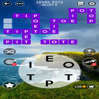 Wordscapes level 9272