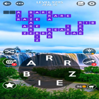 Wordscapes level 9295