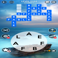 Wordscapes level 9314