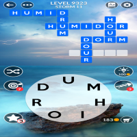 Wordscapes level 9323