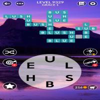 Wordscapes level 9329
