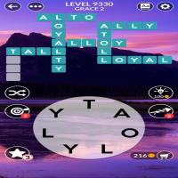 Wordscapes level 9330