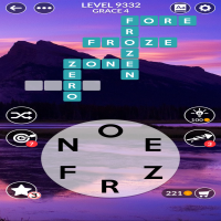 Wordscapes level 9332
