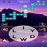 Wordscapes level 9339