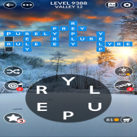 Wordscapes level 9388