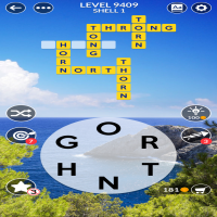 Wordscapes level 9409
