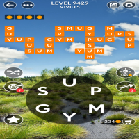 Wordscapes level 9429