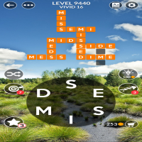 Wordscapes level 9440