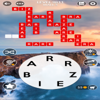 Wordscapes level 9811