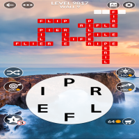 Wordscapes level 9817
