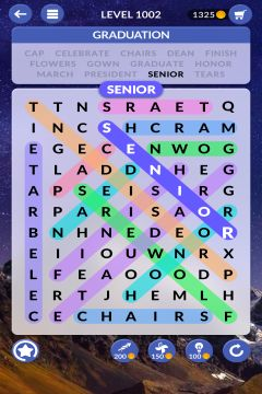 wordscapes search level 1002