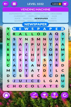 wordscapes search level 1032