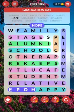 wordscapes search level 1069