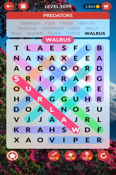 wordscapes search level 1079