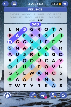 wordscapes search level 1155