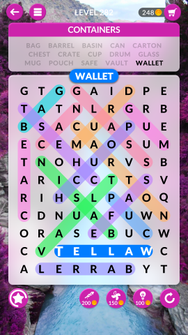wordscapes search level 282