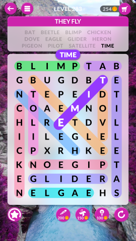 wordscapes search level 283