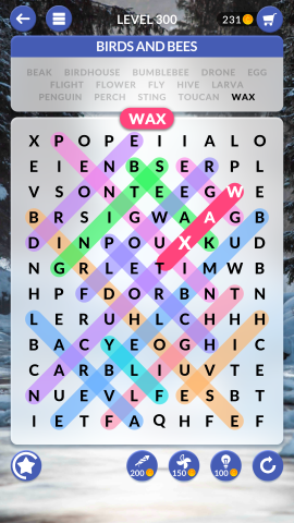 wordscapes search level 300