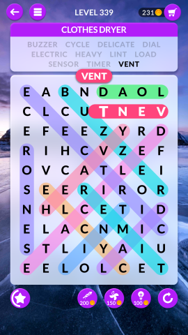 wordscapes search level 339