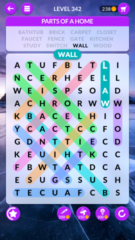wordscapes search level 342