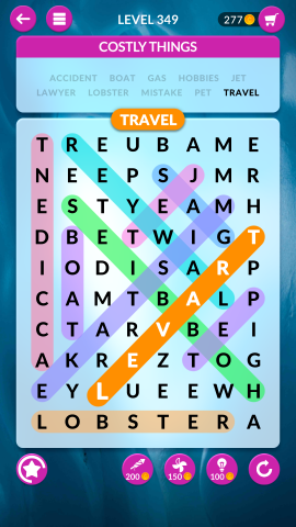 wordscapes search level 349