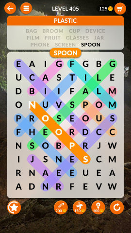 wordscapes search level 405