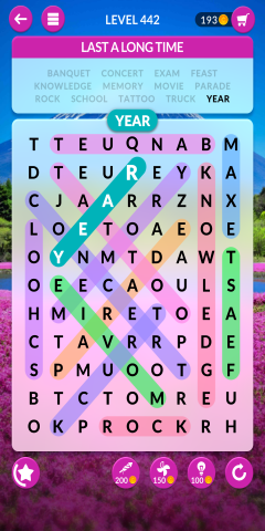 wordscapes search level 442