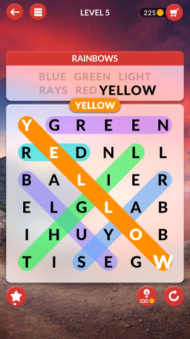 wordscapes search level 5