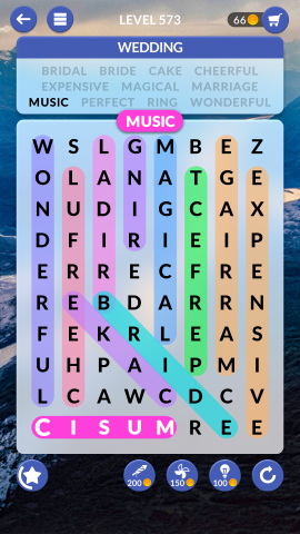 wordscapes search level 573