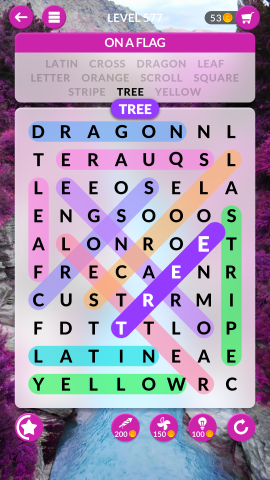 wordscapes search level 577