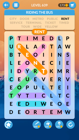 wordscapes search level 639