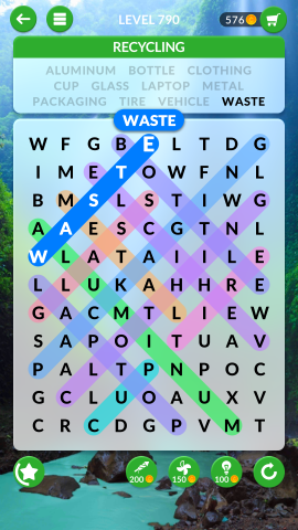 wordscapes search level 790