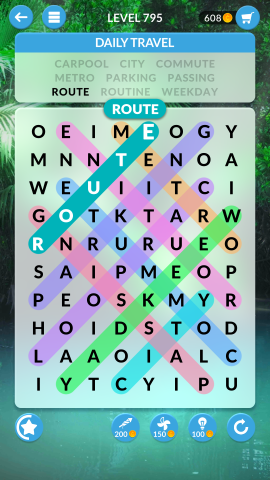 wordscapes search level 795
